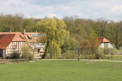 Auf dem Waldhof Iphofen - Ferienwohnungen