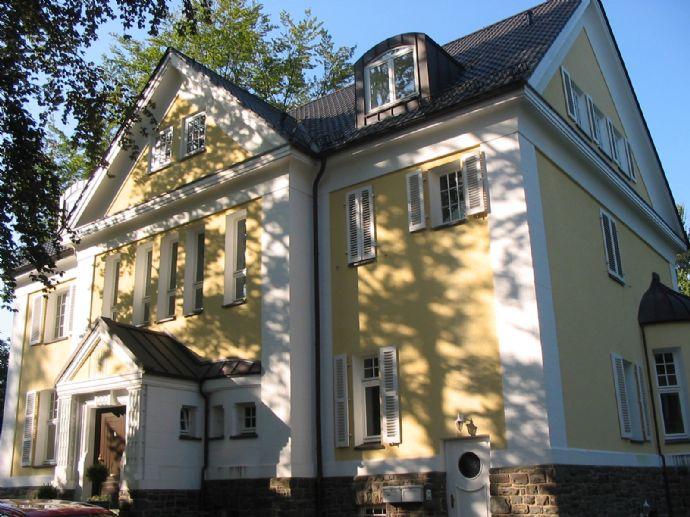 Repräsentative 4-Zi.-ERDGESCHOSS-Wohnung mit separatem Eingang und einem großzügigen Grundriss in
