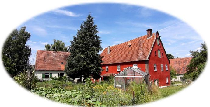 RESERVIERT - Mühlenanwesen mit Ländereien und