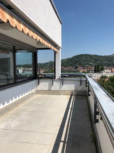 Traumhafte Aussicht / 2,5-Zimmer Loft / 108 qm.