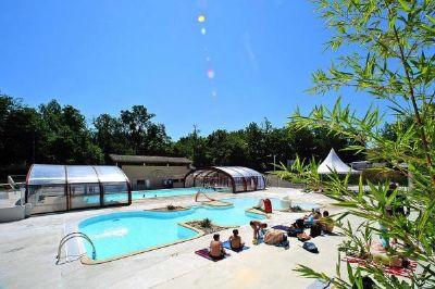 Résidence Les Hameaux des Lacs in Monclar-de-Quercy Ferienhaus/Typ 1