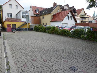 Werl Garage, Werl Stellplatz