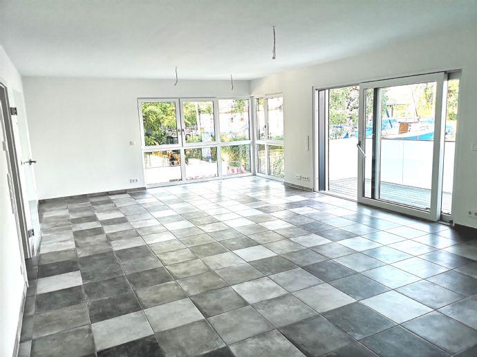 Wunderschöne Neubau-Wohnung in exklusiver Wohnlage von Koblenz-Metternich, direkt an der Mosel, von privat zu vermieten