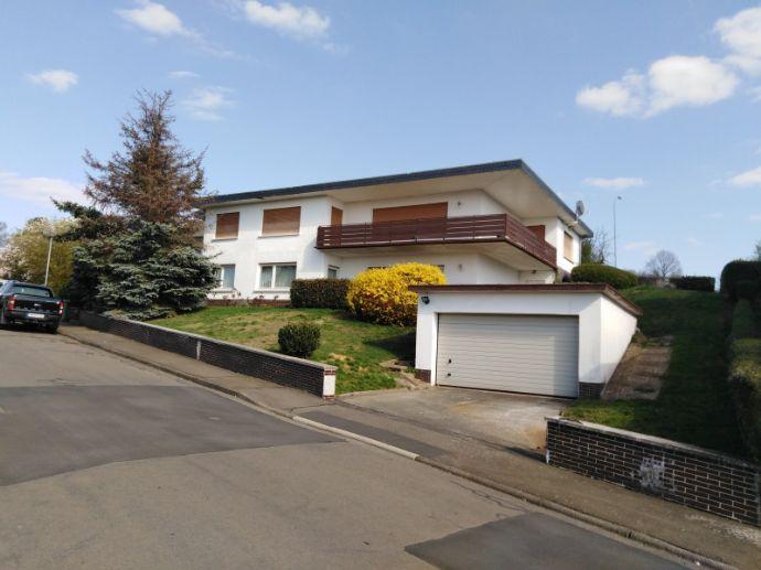 Haus in bester Lage von Kirchhain mit tollem Ausblick