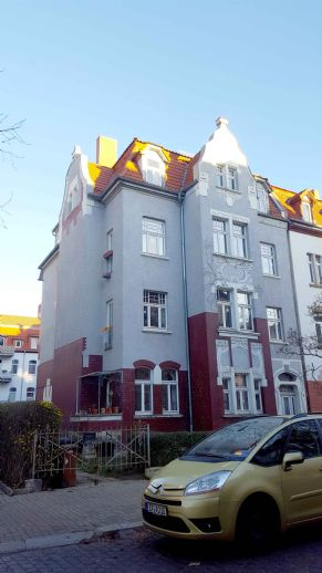 Sonnige Dachgeschosswohnung im 3. OG - Erfurt-Süd, 3 ZKB, 75 qm Wohnfläche