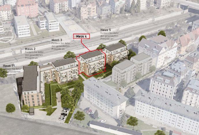 1-Zimmer-Wohnung mit Terrasse