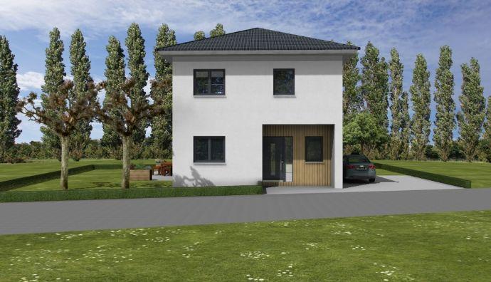 Bauprojekt Provisionsfrei Kleine Stadtvilla ab 218.000 Wohnfläche ca. 105 m²