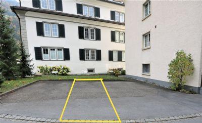 Mollis Garage, Mollis Stellplatz