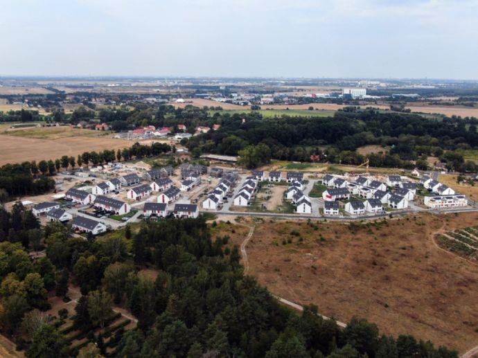 Ihre Glücksburg! Großzügige Doppelhaushälfte mit schönem Garten in der Dahme-Seen-Region