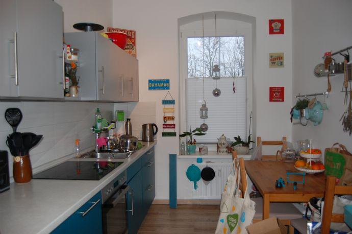 Top gepflegte 2 Zimmer Wohnung Rostocker Chaussee