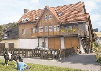 Ponyhof Steinbach in Franken - Apartment für 2 Personen