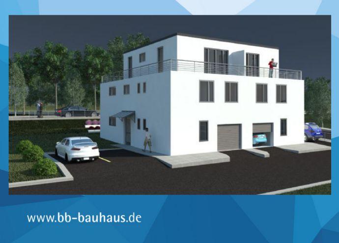 Neubau Traumhafte Doppelhaushälfte