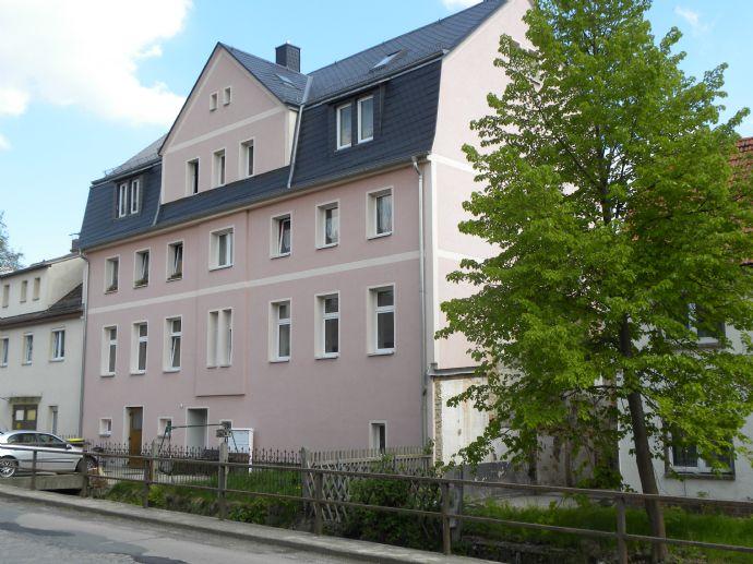 2-Zimmer-Wohnung in Teichwolframsdorf