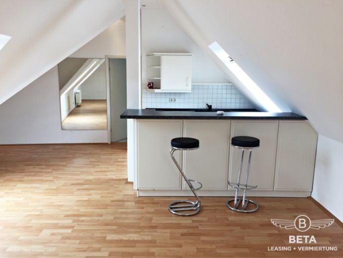 Schöne geräumige 1-Zimmer Wohnung