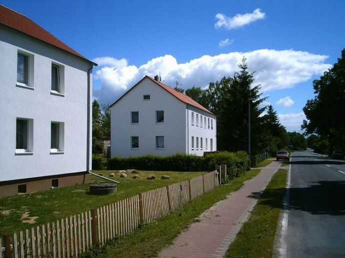 Sonnige 2-Zimmer-Wohnung in Angermünde OT Wilmersdorf