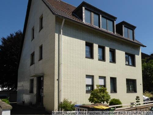Gut aufgeteilte 3 ½ R. Wohnung mit Gartennutzung in ruhiger Lage von Oberhausen Styrum