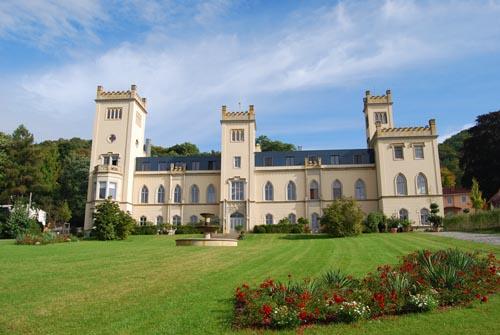 Wohnen im Schloss mit herrlichem Blick