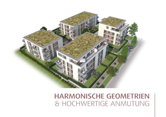 **Reserviert** Attraktive 1 Zimmer Wohnung in Top Lage von Lörrach mit Lift und Südbalkon zum Top Preis
