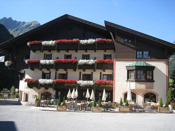 Pitztal St Leonhard tolles Appartementhaus