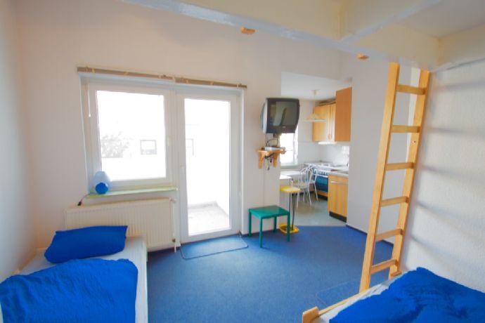 Apartment mit Balkon - 500 m bis zur Waterfront