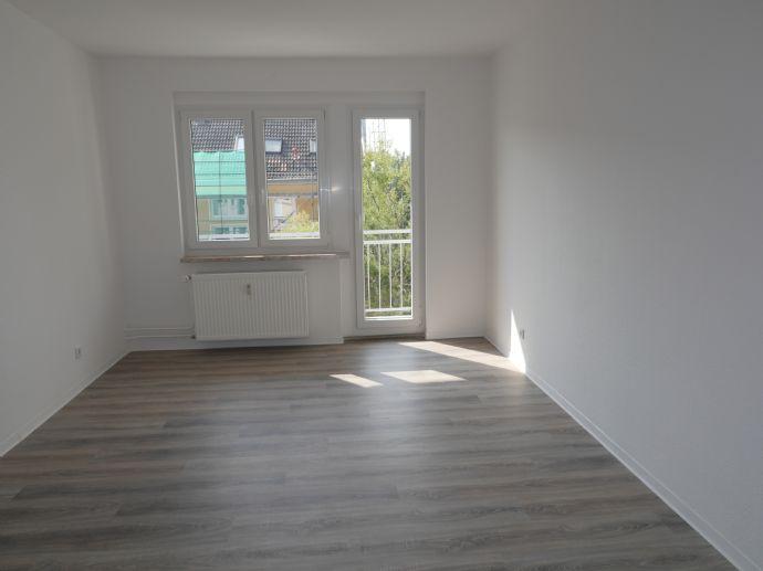 1-Zi.-Wohnung in Felchta, 37,35 m², 3.OG, Balkon, Stellplatz