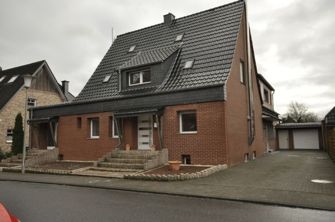 Mehrgenerationenhaus in zentraler Lage in Dülmen-Merfeld