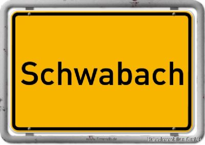Schwabach Grundstücke, Schwabach Grundstück kaufen