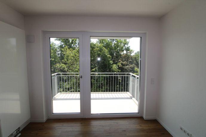 Norderstedt-Neubau 2-Zi.-Kft.-Whg. ca. 61 m² mit Balkon,