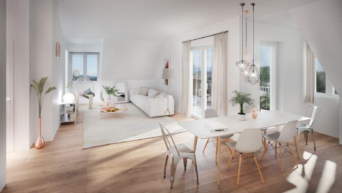 KfW 40 Plus Penthouse-Wohnung mit