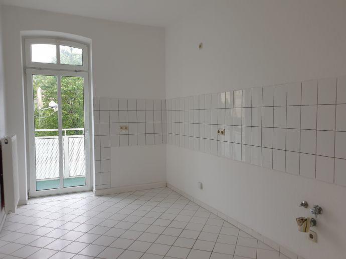 Sonnige 3 Raum Wohnung
