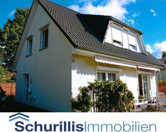 Modernes Einfamilienhaus im Bissenmoor mit Wohnrecht!
