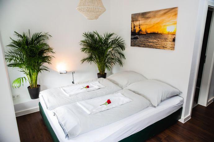 Möbilierte, renovierte Wohnung auf St. Pauli