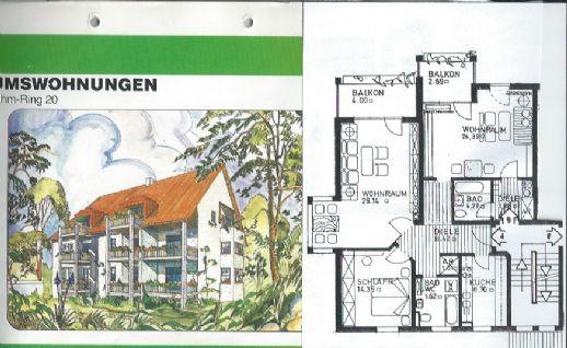 Sonnige Erdgeschosswohnung in Eckersdorf