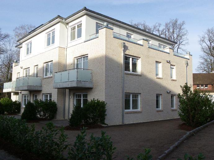 3-Zimmer-Neubau-Wohnung im Erdgeschoss in Schneverdingen