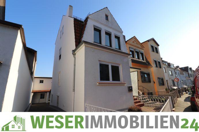 Modernisiertes Altbremer-Haus mit vielseitigen Nutzungsmöglichkeiten