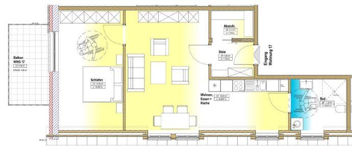 Wohnung zu kaufen in Zerf - A17494