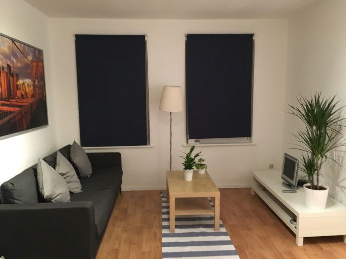 LiveEasy - 2-Zimmer-Wohnung (45 qm, möbliert) in Nürnberg Gostenhof