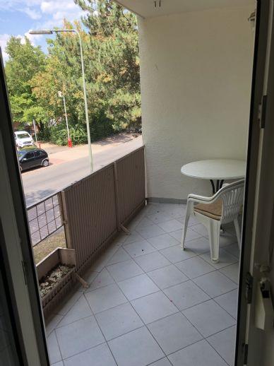 3-Raum-Wohnung mit Balkon ab 01.10.2020 verfügbar