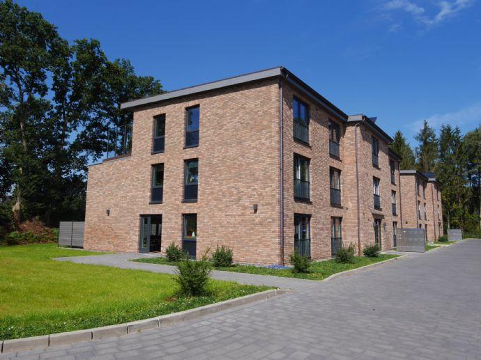 Exklusive 3 Zimmer-Neubauwohnung mit Balkon