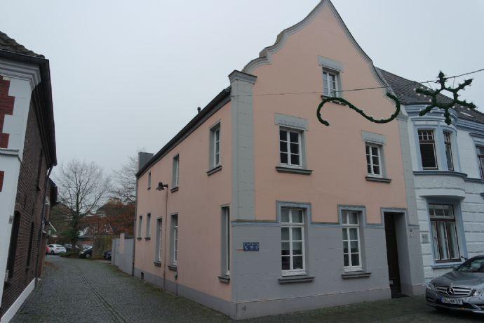 Wohnen auf ca. 160 m² im sanierten denkmalgeschützten Haus im Stadtkern Wachtendonks