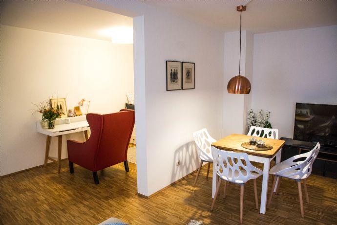 Exklusiv möblierte Wohnung mit Terrasse und WLAN in Zentrum von Fürth