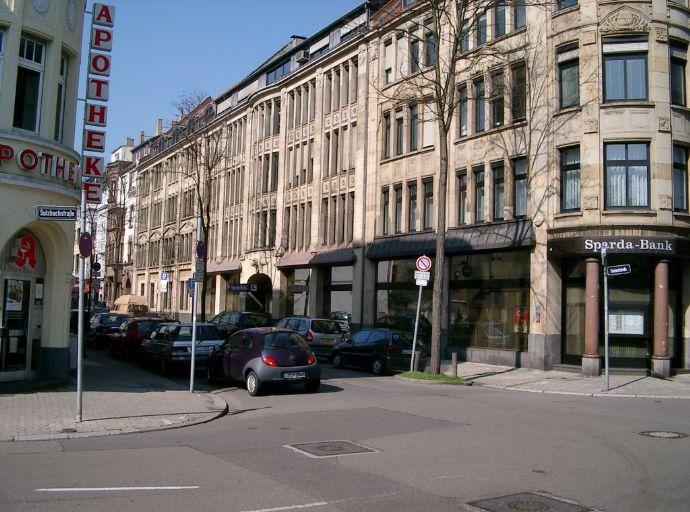 Altbau - Erstbezug nach Kernsanierung, SB - City; Beethovenstr., späterer Kauf möglich