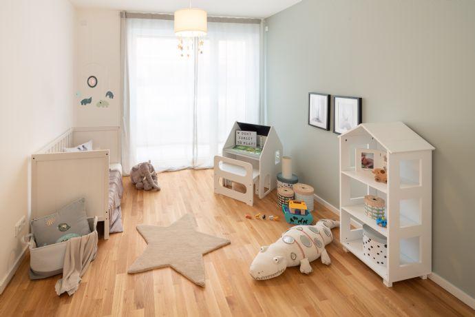 Neues Wohnglück! 3-Zimmer-Wohnung mit 2 Bädern (WG geeignet) im Herzen von Tübingen