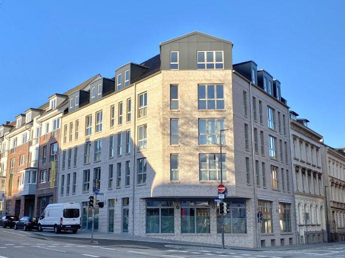 Das KöRing-Haus - Wohnen in Kiels City ETW 11