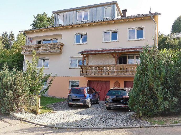 3-Zimmer-Apartment mit Einbauküche, Erstbezug nach Sanierung