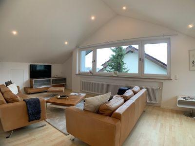 Möblierte und neu renovierte 3,5-Zimmer- Wohnung mit Blick