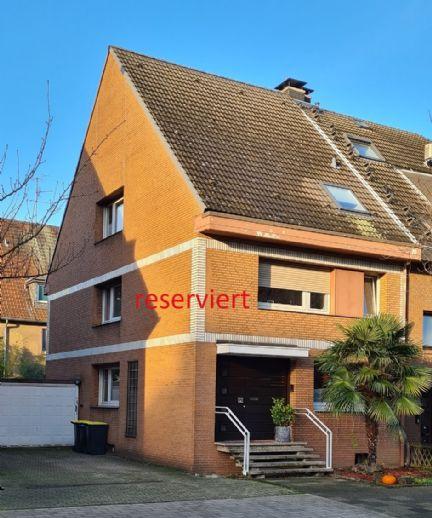 Doppelhaushälfte in bester Lage von Duisburg Buchholz