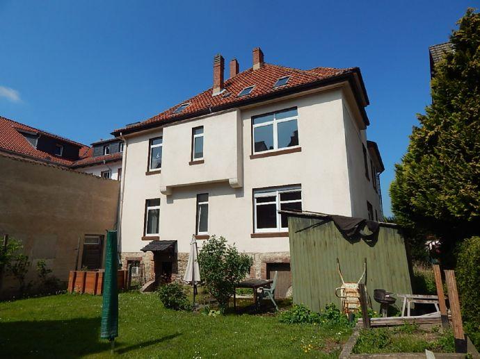 Mehrfamilienhaus mit viel Potenzial in der Nähe zur historischen Innenstadt von Einbeck!