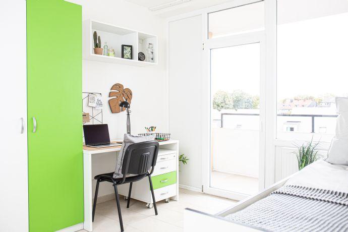 Kleve Studios - Möbliertes Apartment für Studierende - Nido Student