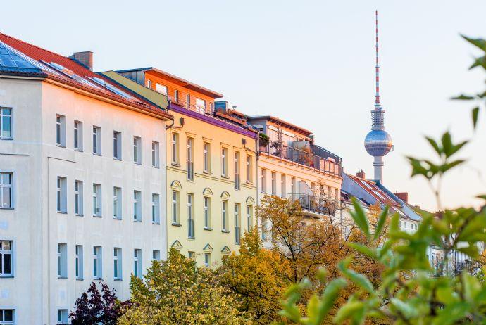 """Eigentumswohnung in Szenelage nahe dem """"kleinen Tiergarten"""""""